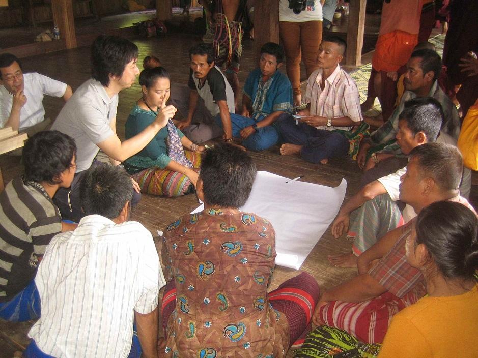 ミャンマー国南東部地域総合開発計画プロジェクト