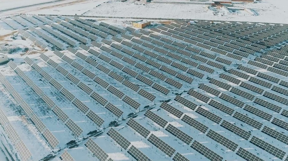 JCM設備補助事業 モンゴル国首都近郊での大型太陽光発電施設による持続可能な電力供給プロジェクト(8.1Mw)