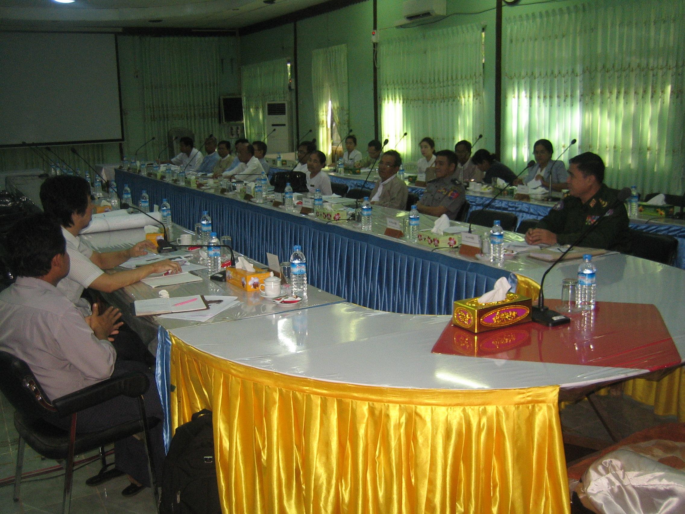 先方政府との開発協力に係る協議