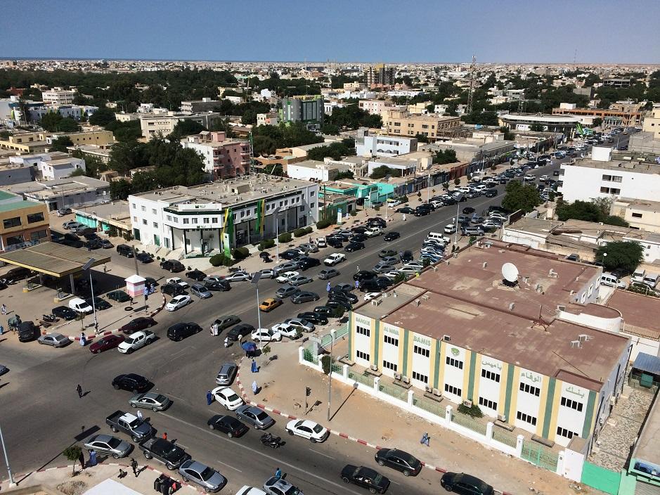 ★モーリタニア国ヌアクショット市都市開発マスタープラン策定プロジェクト