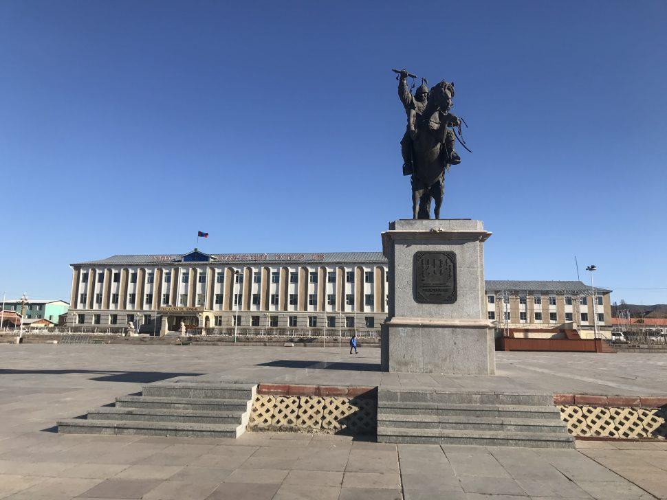 ★モンゴル国国家総合開発計画策定プロジェクト